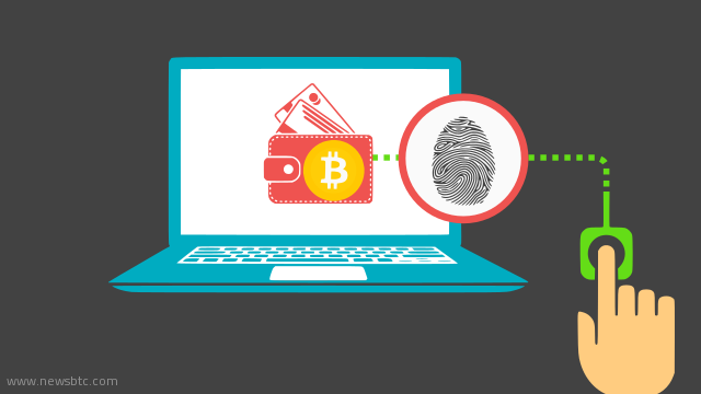 Bitcoin Wallets Biometric Authentication