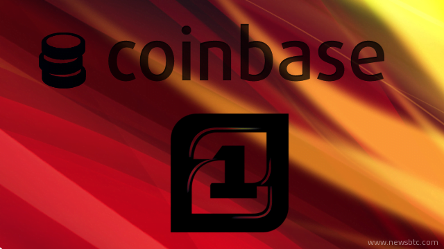 Bitcoin 21Inc and Coinbase Silicon Valley
