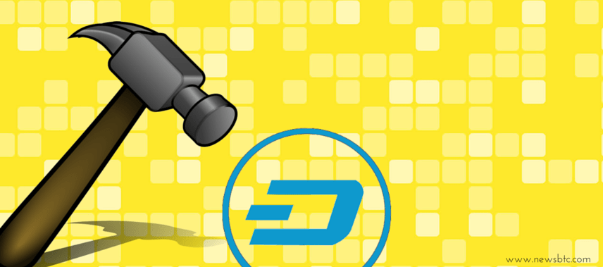 Dash Price Remains at Clear Risk of a Break