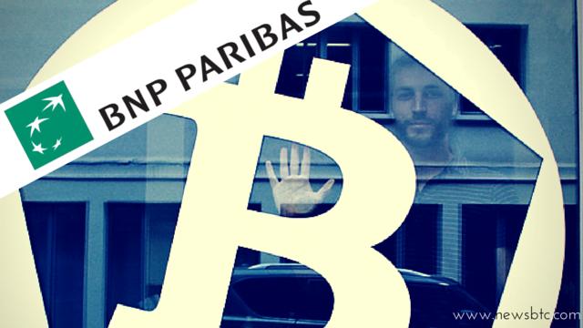 Enter the Bitcoin Tech BNP Paribas