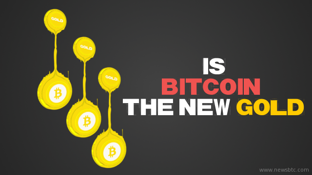 Is Bitcoin the New Gold in the Financial Markets