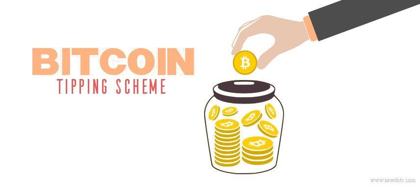 OKWave Bitcoin Tipping Scheme