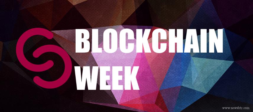 blockchain week digital-currency