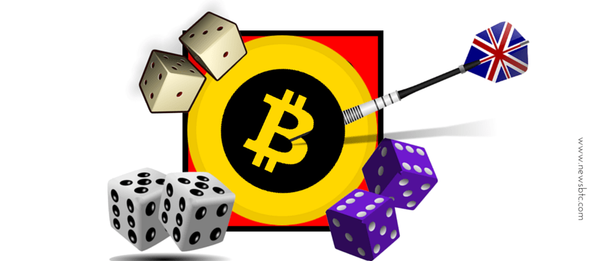 UK Gambling Commission Issues Warning on Bitcoin Gaming newsbtc bitcoin news