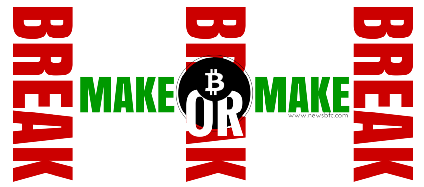 bitcoin price make or break newsbtc bitcoin news