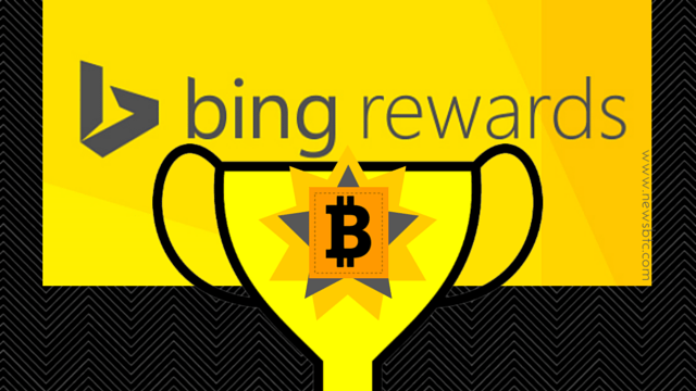 Bing Rewards Offers $500 Bitcoin Prize in Sweepstakes. latest Bitcoin news.