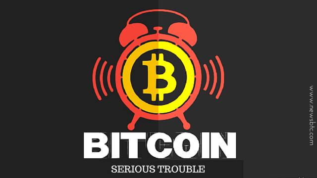 Bitcoin SERIOUS TROUBLE Gavin Andresen