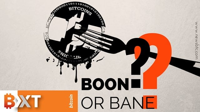 Bitcoin XT Hard Fork- Boon or Bane-