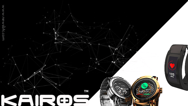 Kairos - Korean Futuristic Watches You Got to Buy with Bitcoin. Newsbtc Bitcoin Products.