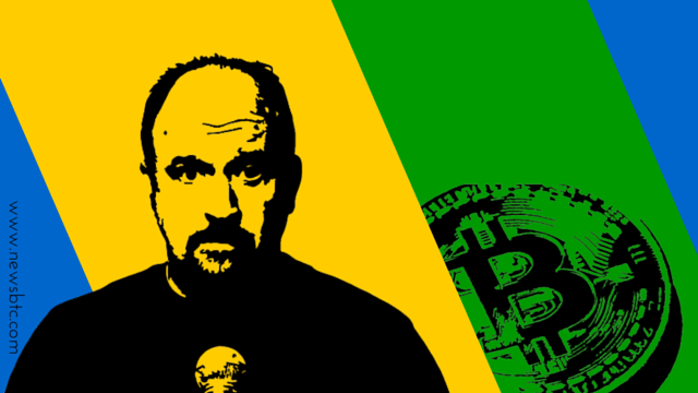 Standup Comedian Louis CK to Accept Bitcoin Payments.