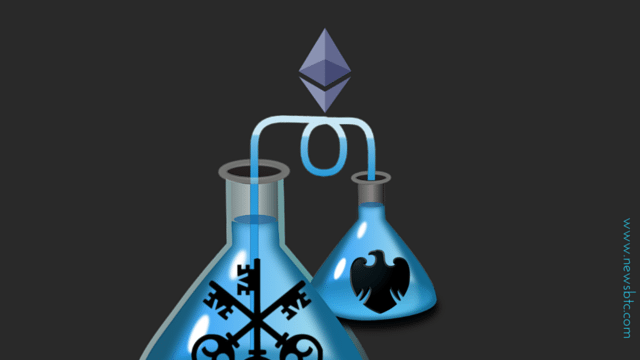 UBS and Barclays Experimenting with Ethereum Platform. Newsbtc Cryptocurrency news.