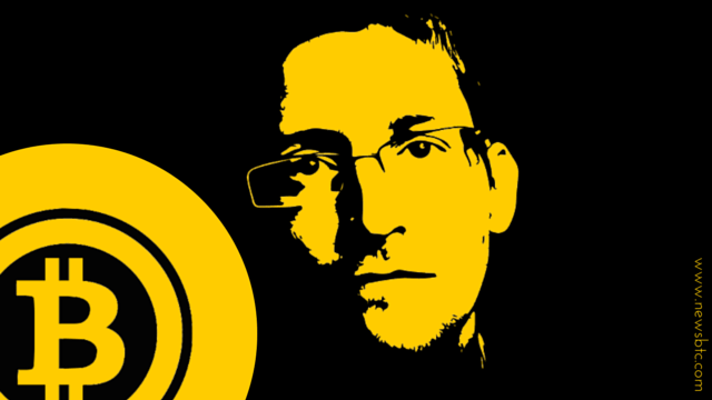 What Edward Snowden Has to Say About Bitcoin. Newsbtc Bitcoin news.