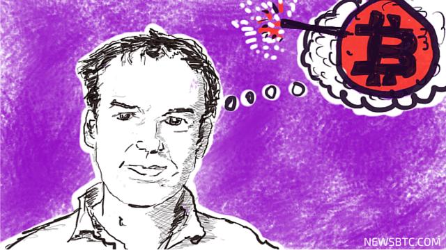 Arjan Van Os. ABN Amro's Innovation Director Rejects Bitcoin. newsbtc bitcoin news
