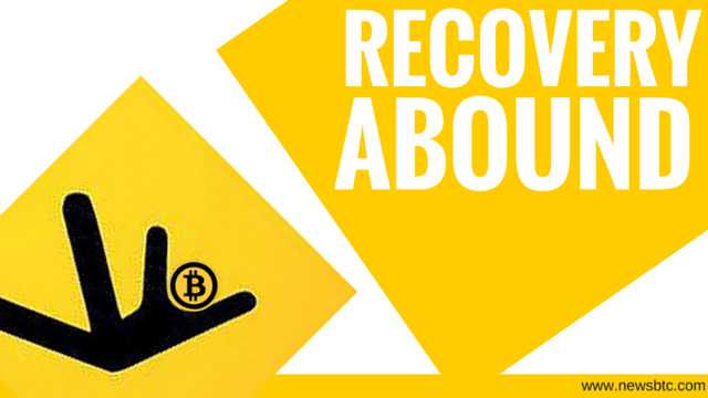 Bitcoin Price Breaks Out. Recovery Abound.