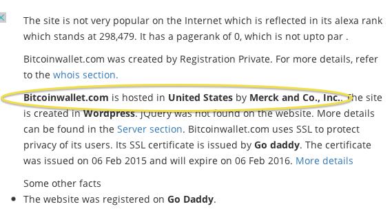 BitcoinWallet MRK