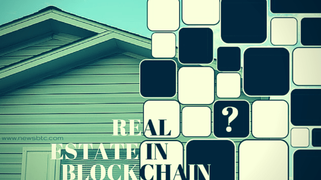 Blockchain Technology Could Soon Be Verifying Real Estate Records.