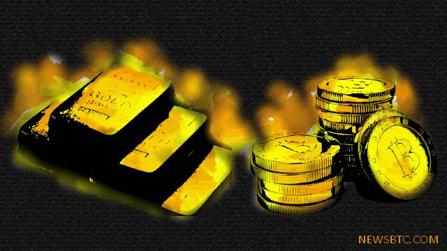 Choosing Between Gold and Bitcoin. Bitcoin News Newsbtc.
