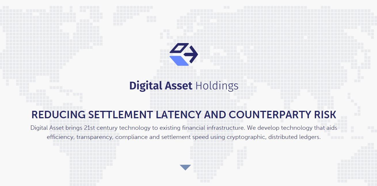 Digital Asset holdings article cover NewsBTC