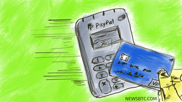 PayPal Here Chip Card Reader Takes Swipe at Bitcoin. newsbtc bitcoin new