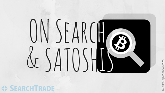 Searching on the internet- Then take a Bitcoin. Bitcoin News.