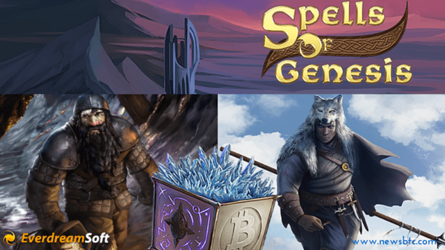 Spells of Genesis Beats All Crowdsale Goals.