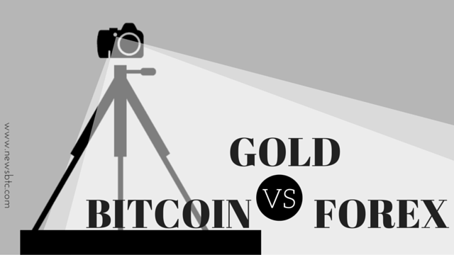 What Is The Difference Between Bitcoin Gold Forex. A Tripod Theory.