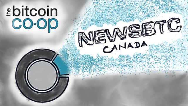 Bitcoincoop Newsbtc Canada. Illustration.