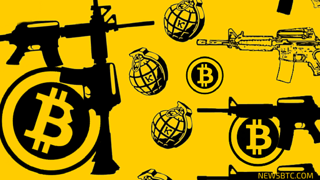 Scary- IS Foreign Fighters Using Bitcoin To Fund Terror. newsbtc bitcoin news
