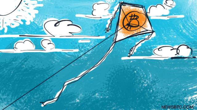 bitcoin price. kite flying high. newsbtc bitcoin news