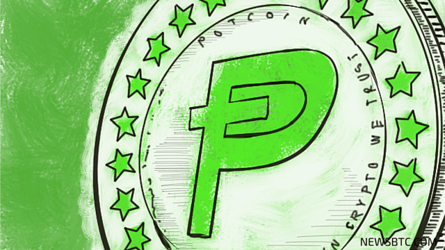 potcoin price illustration. newsbtc potcoin altcoin news