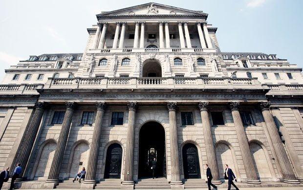 BANK OF ENGLAND a