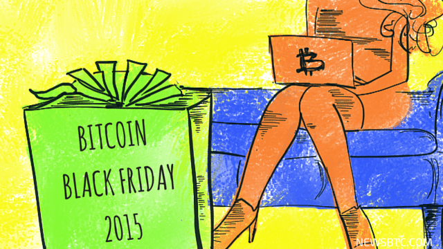 Bitcoin Black Friday 2015 - No Place for an Apple To Fall. newsbtc