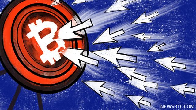 Epidemic hits bitcoin