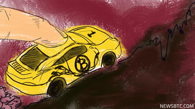 bitcoin price tech analysis. price major pull back ahead. newsbtc bitcoin news