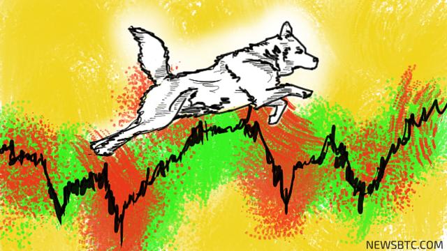 dogecoin price buy dips. newsbtc dogecoin news.