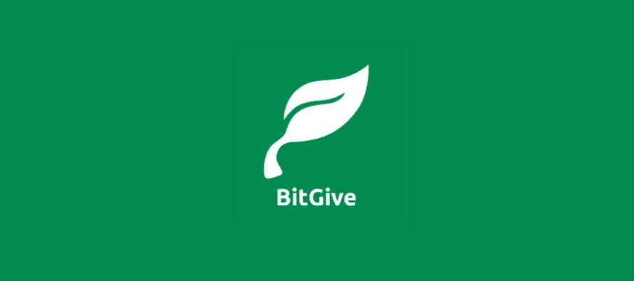 BitGive Logo Green
