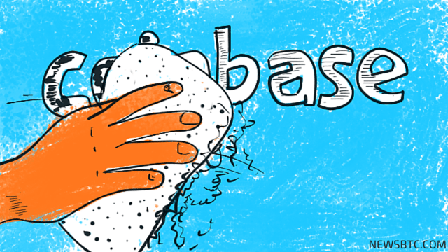 Bitcoin Exchange Coinbase Comes Clean on Bounty Controversy. newsbtc bitcoin news