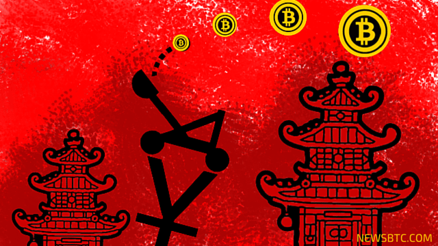 Bitcoin Hotbed China Is Now Leading the Fintech Race. newsbtc bitcoin news.