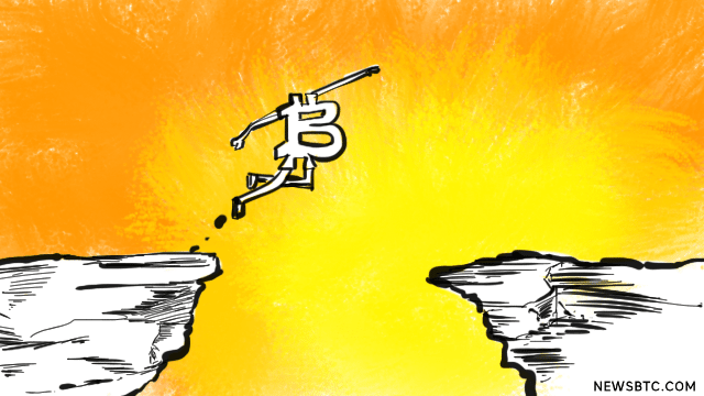 Bitcoin Price Collapses. Recovers Upside Break On. newsbtc bitcoin price news.