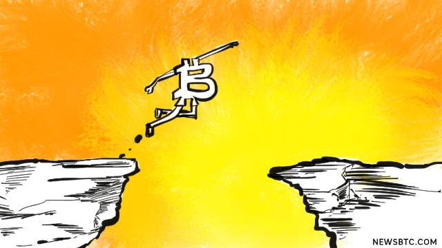 Bitcoin Price Collapses. Recovers Upside Break On. newsbtc bitcoin price news.
