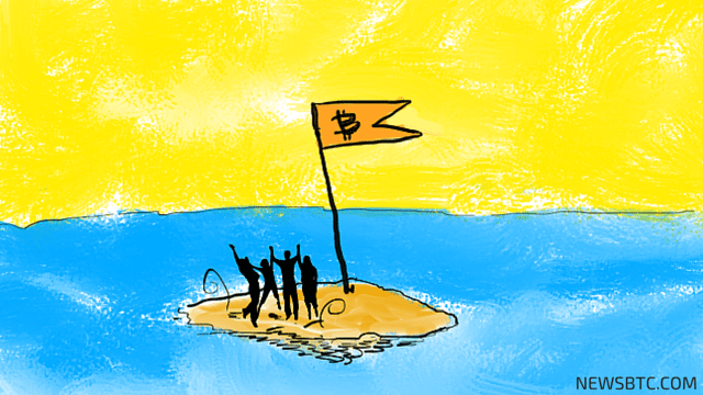 Bitcoin to be the national currency of Atlantis, really. newsbtc bitcoin news.