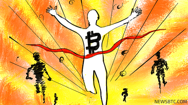 Bitcoin has been the best performing currency since . newsbtc bitcoin news