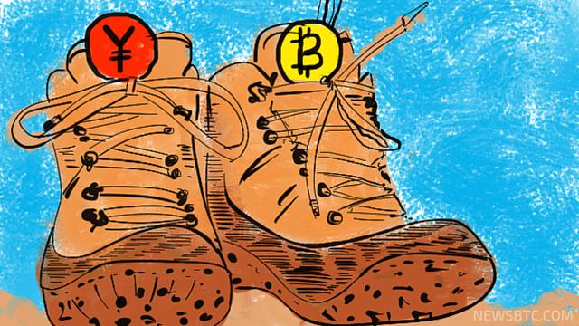 Daily Volume in Bitcoin Yuan Pair Best in 6 Months. newsbtc bitcoin news service.