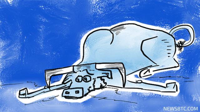 Dogecoin Price Fails to Sustain Bullish Momentum. newsbtc dogecoin news.