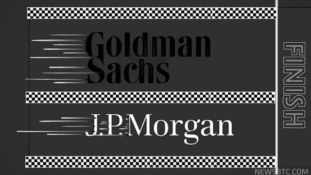 Goldman Sachs and JPMorgan Expected to be Fintech Winners. newsbtc fintech news