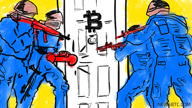 Police Raid Australian Home of Rumored Bitcoin Creator. newsbtc bitcoin news