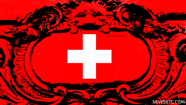 Switzerland to Give its Central Bank Monopoly on Money Creation. newsbtc bitcoin news