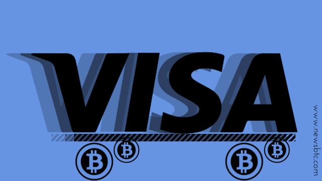 Visa Exploring Bitcoin and Blockchain Technology. Newsbtc Blockchain technology news.
