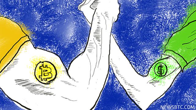 bitcoin, dollar , foreign reserve