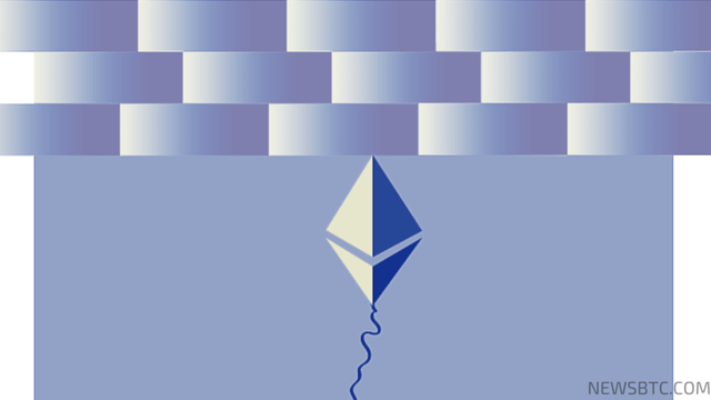 ethereum price tech analysis. newsbtc